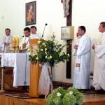 Eucharystia w Sanktuarium Krwi Chrystusa w Czętochowie