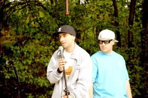 Zespół Royal Rap na Kasperiańskich Dniach Młodych