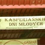 baner Kasperiańskich Dni Młodych