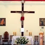 kaplica w Sanktuarium Krwi Chrystusa w Czestochowie