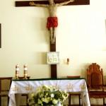 kaplica w Sanktuarium Krwi Chrystusa
