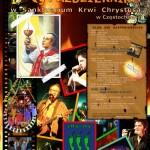 Kasperiańskie Dni Młodych 2009 - plakat