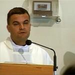 kazanie podczas Mszy św. wygłoszone przez ks. Prowincjała