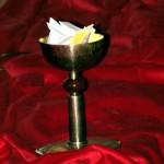 kielich podczas nabożeństwa pokutnego