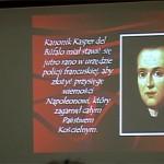 konferencja o św. Kasprze del Bufalo