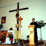 ks. Sebastian Pięta: homilia o założycielu Misjonarzy Krwi Chrystusa