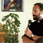 ks. Wojciech prelegent konferencji o św. Kasprze del Bufalo