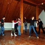 walc angielski - nauka tańca