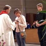 przyjęcie krzyża