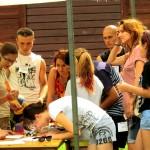 rejestracja uczetników na dni młodych