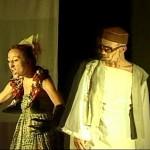 spektakl Jonasz podczas Kasperiańskich Dni Młodzieżowych