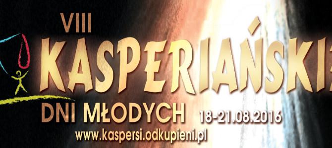 (Film) Zaproszenie na VIII Kasperiańskie Dni Młodych