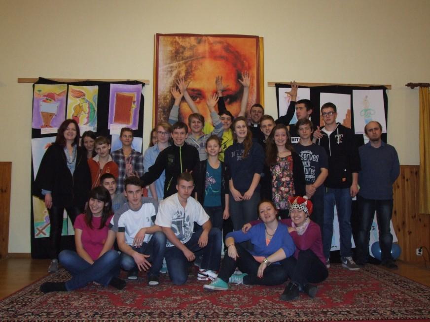 PSM Ożarów 2014 — galeria ze spotkania młodych