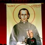 ikona św. Kaspra del Bufalo