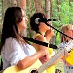zespół muzyczny na spotkaniu młodych